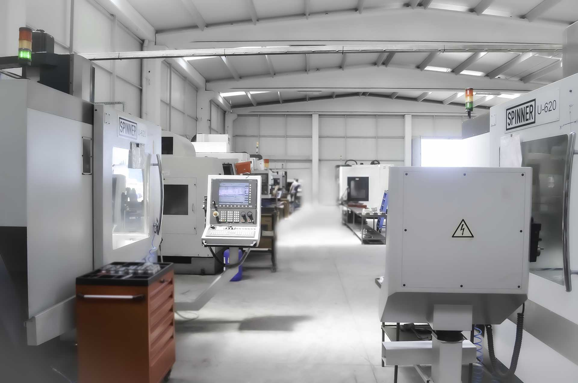 Heikenei CNC Milling Machines for Production